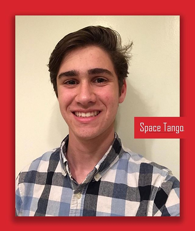Congratulations Jonas Jacobs and welcome to Space Tango! Jonas will spend Summer 2018 as a Spaceflight Hardware Development Intern in San Diego, California.