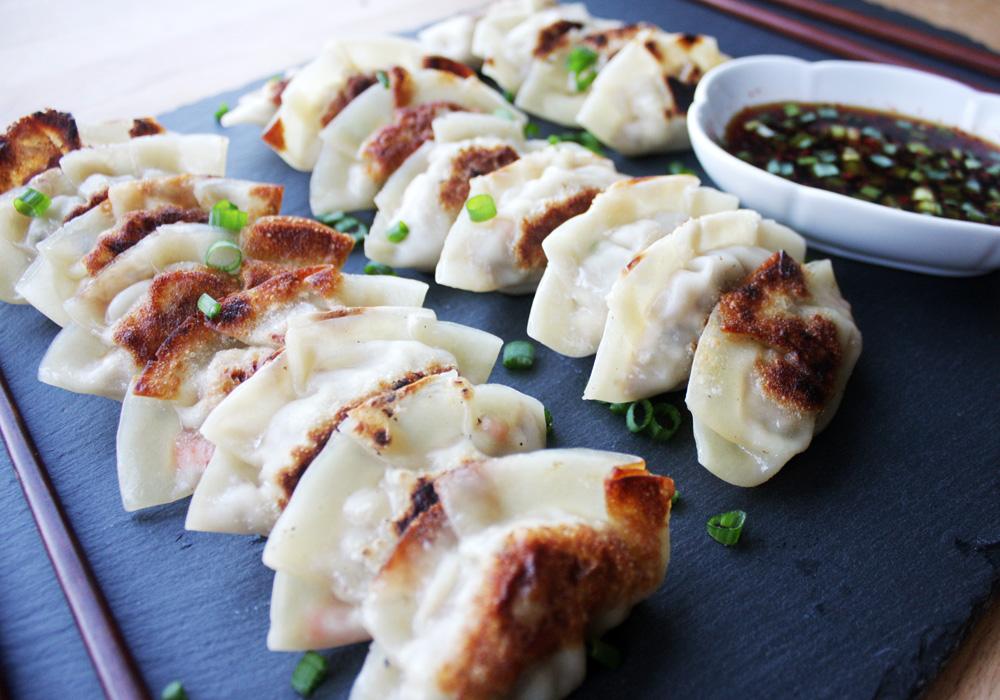 Mandu [Korean Dumplings]