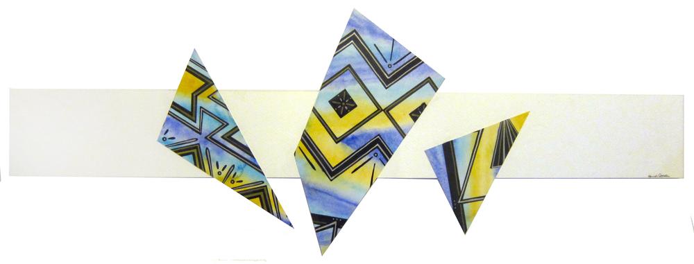 Phoenixes, Blue Series #3