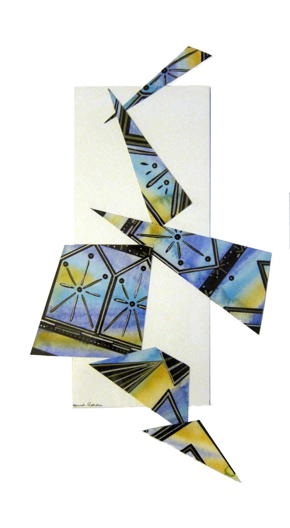 Phoenixes, Blue Series #2