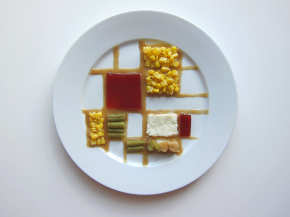 Thanksgiving Special - Piet Mondrian