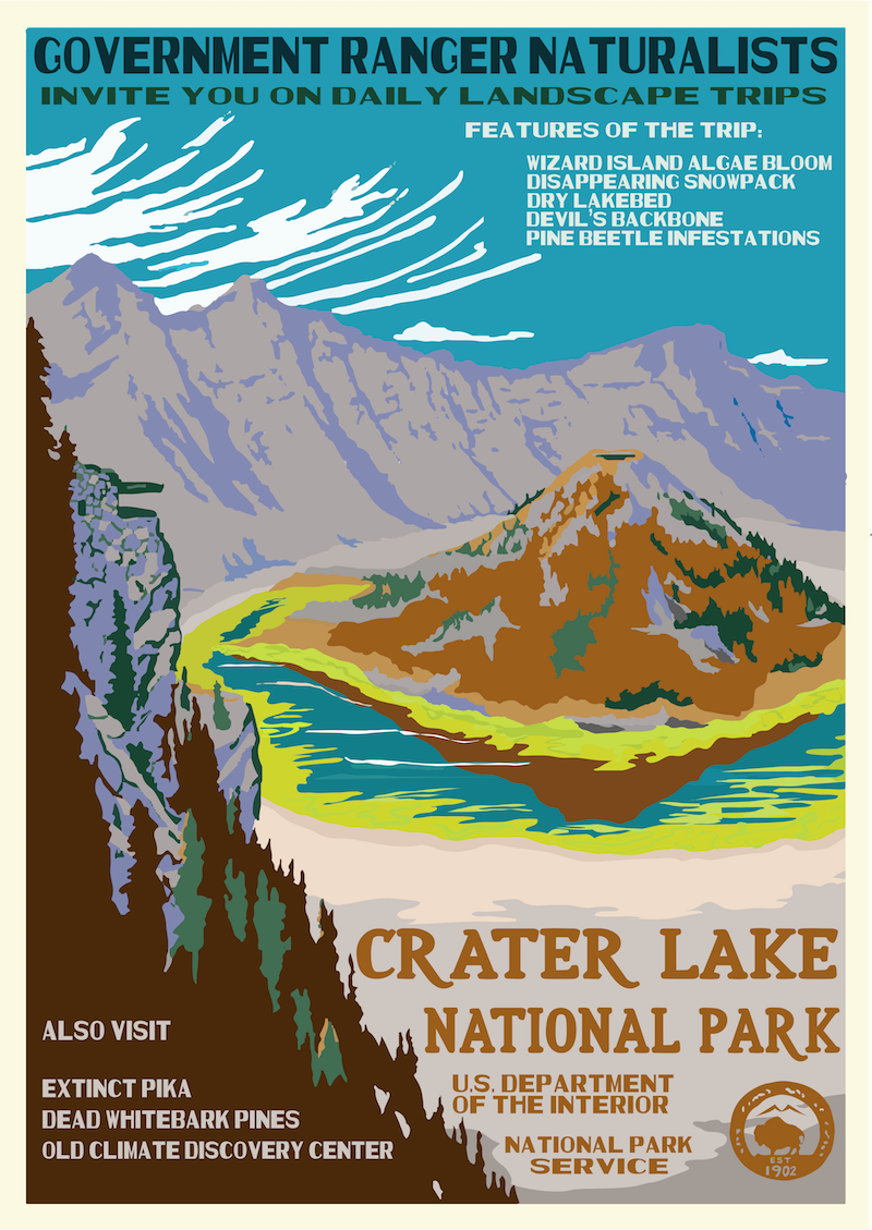 National Parks 2050: Crater Lake