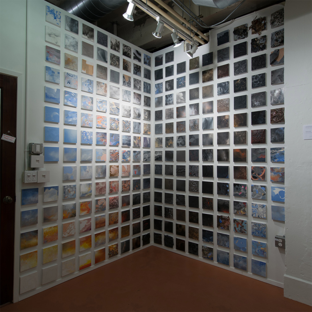 Installation Shot 2014 10'x10'