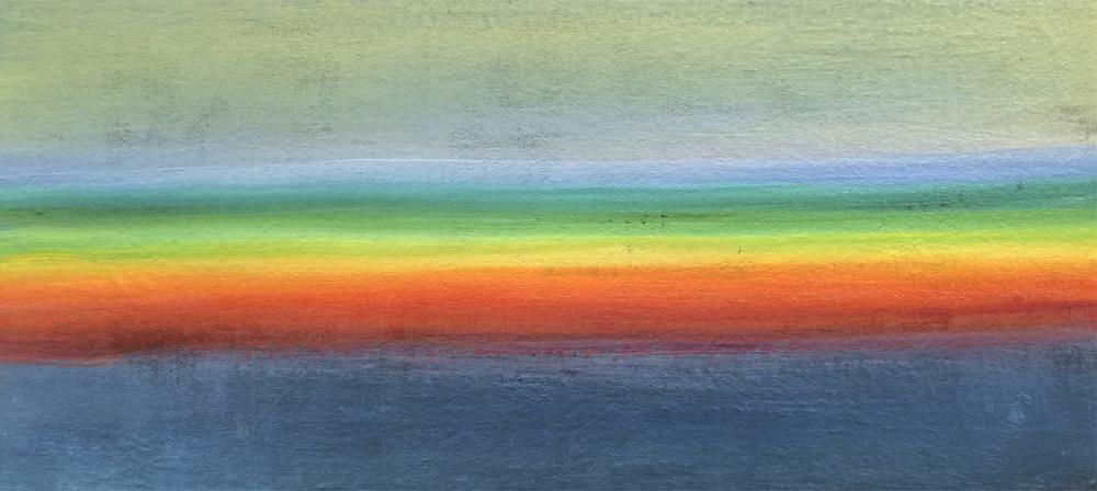 Recumbent Rainbow