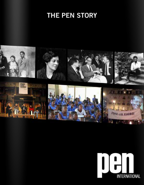 Founded in London in 1921, PEN International - PEN's secretariat - connects an international community of writers. It is a forum where writers meet freely to discuss their work; it is also a voice speaking out for writers silence in their own countries.