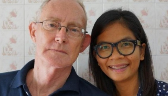 Australian journalist Alan Morison and colleague Chutima Sidasathian are facing lengthy jail-terms in Thailand for reprinting part of a controversial but award winning article on the country's people-smuggling trade.