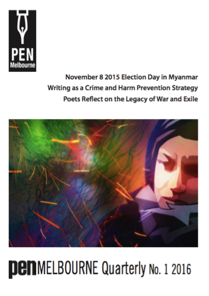 PEN Quarterly 2016, issue no. 1