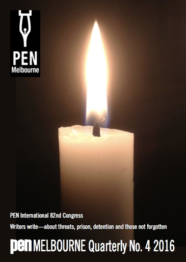 PEN Quarterly 2016, issue no. 4