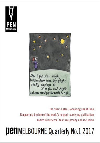 PEN Quarterly 2017, issue no. 1