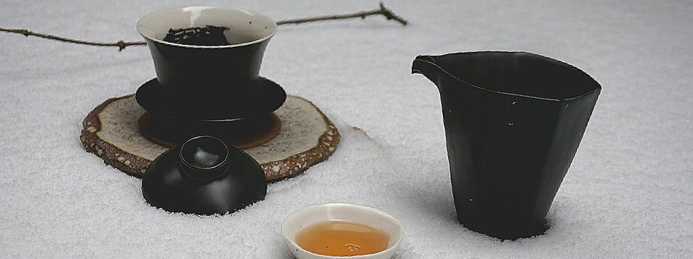 Tea in the snow