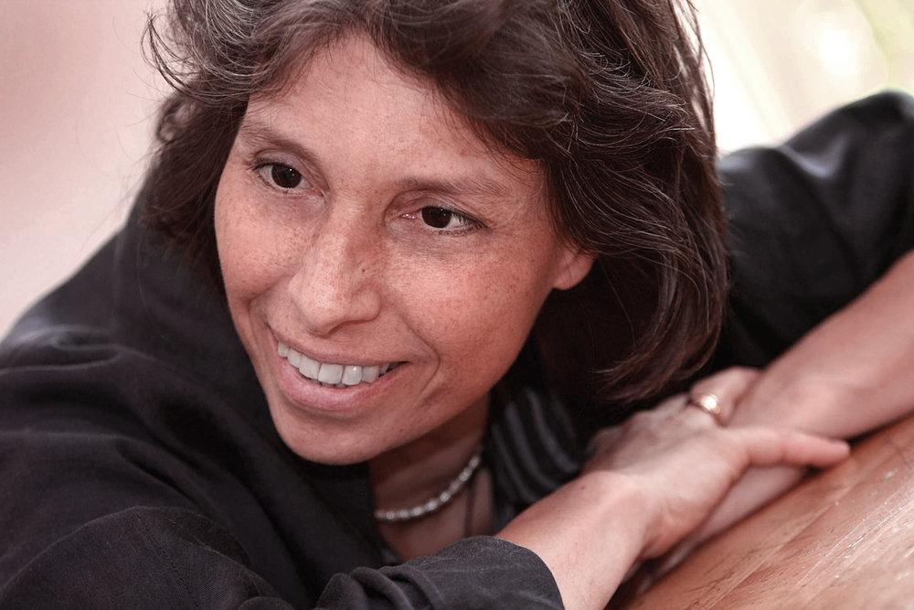 Portrait Barbara Wollrath-Kramer (Foto: Jürgen Peperhowe)
