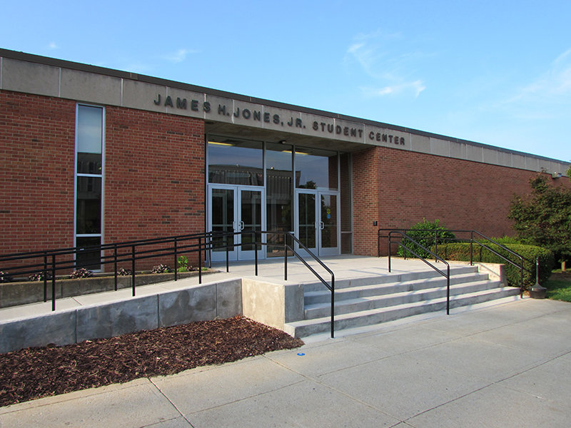 JONES STUDENT CENTER