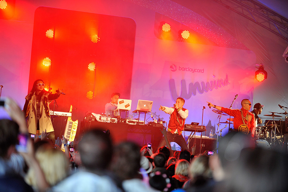 BARCLAYCARD WIRELESS FESTIVAL