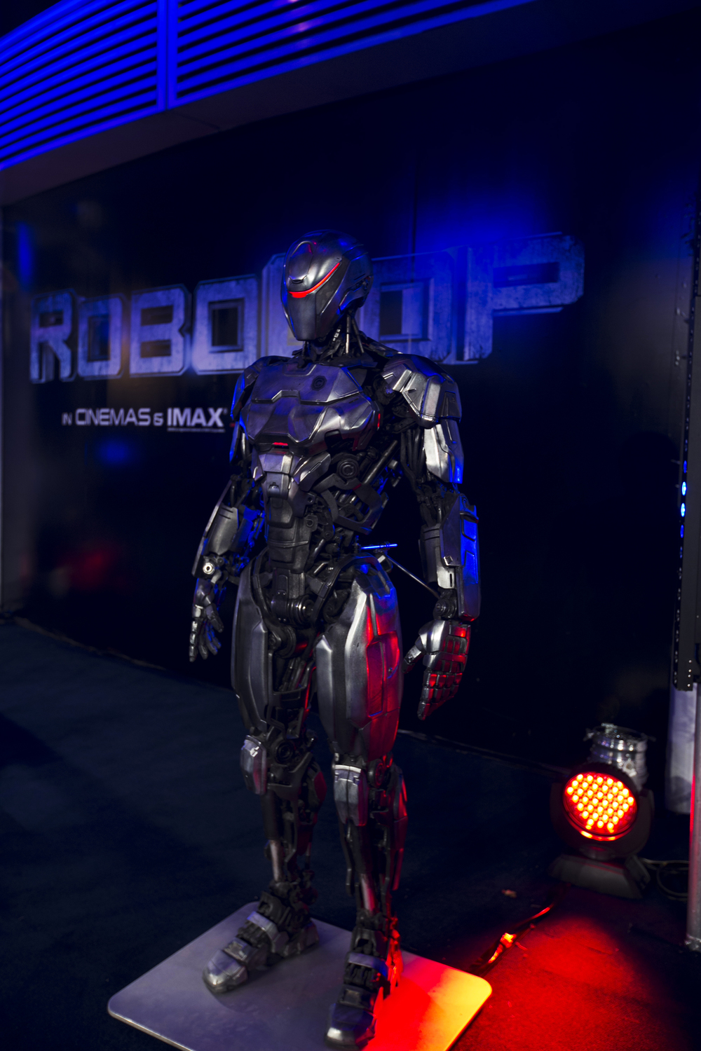 HEART Productions Robocop premiere london