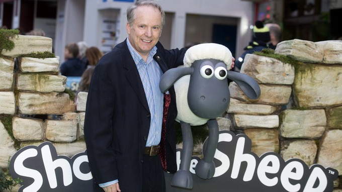SHAUN THE SHEEP PREMIERE