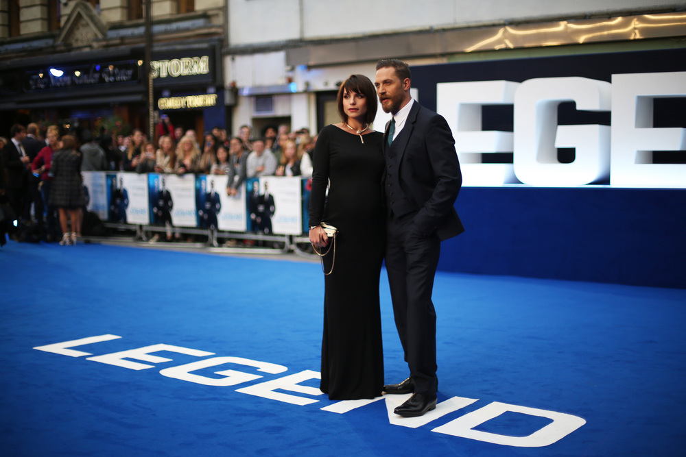 LEGEND PREMIERE - ODEON LEICESTER SQUARE