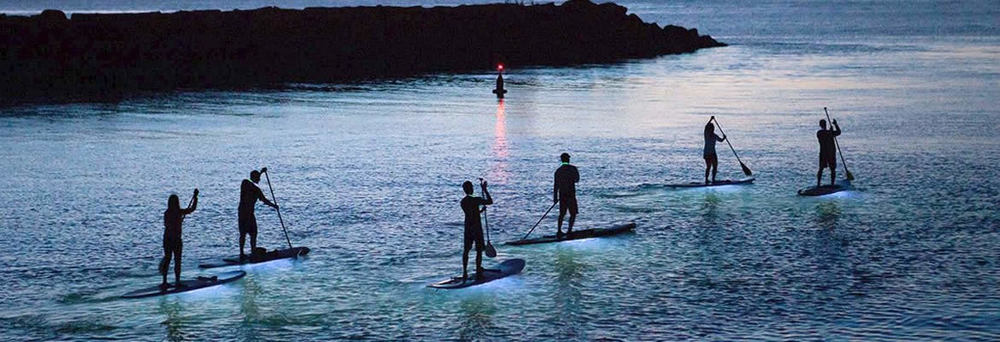 Yoga on the beach? Night Glow SUP Tours? Meditation? Spa treatments? What do you want to get out of your retreat? Choose and make it happen!