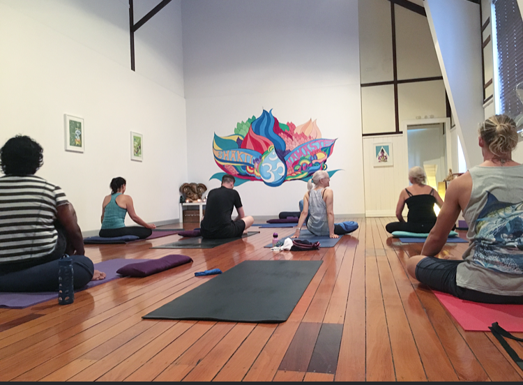 Brisbane Yoga Space - a beautiful place to practice!
