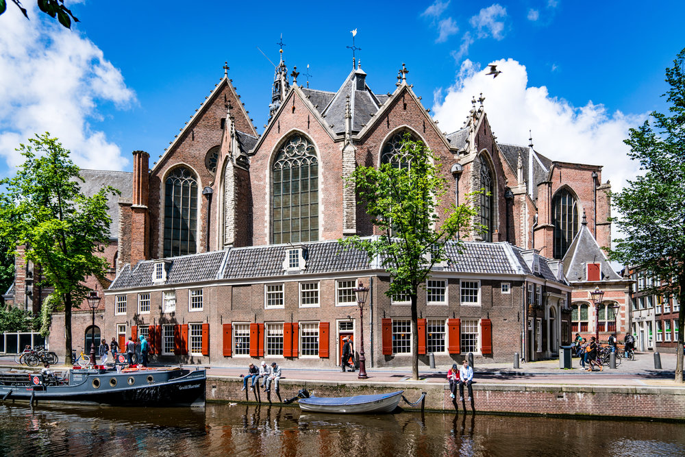 Amsterdam Back of Church.jpg