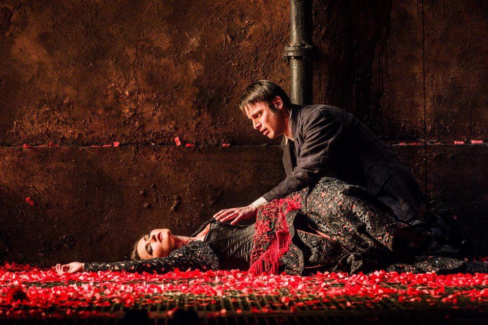 'Carmen' - photo by Robert Workman.