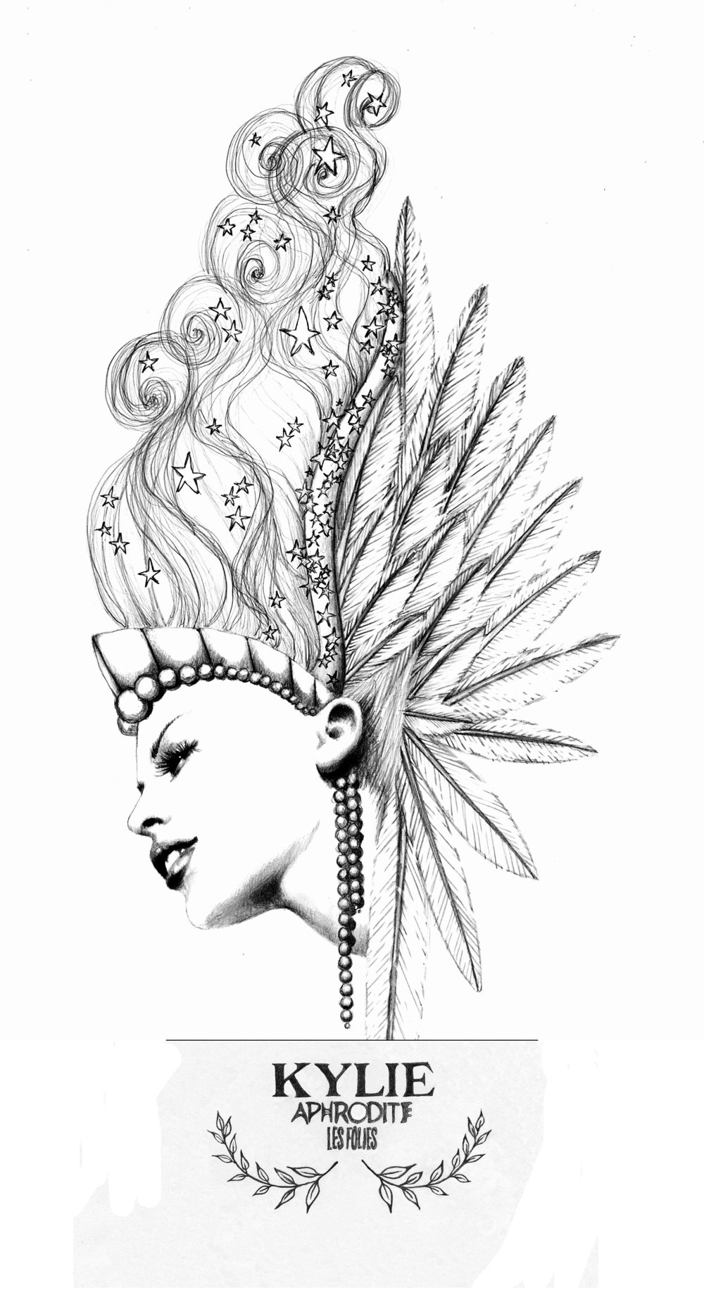 Headdress design, concept