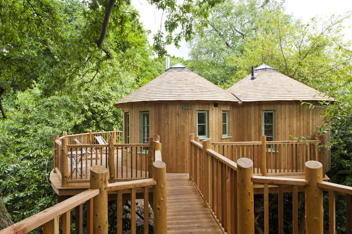 The Treehouse at Harptree Court