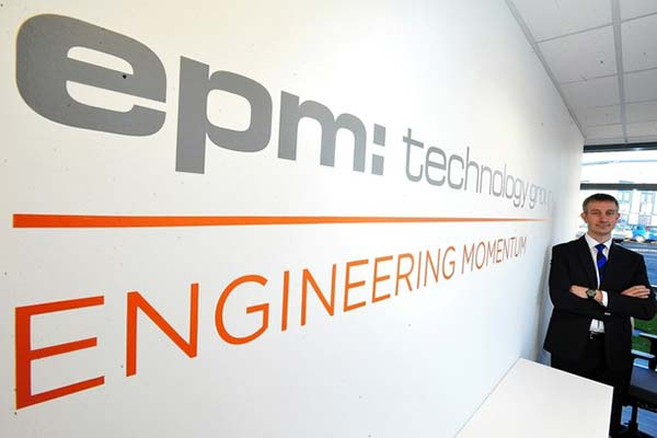 Graham Mulholland, Managing Director at epm:technology
