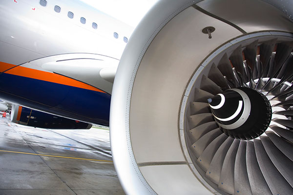 Rolls-Royce's Trent 700 engine