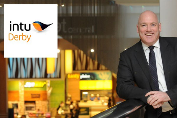 General Manager at intu Derby, Dan Murphy.