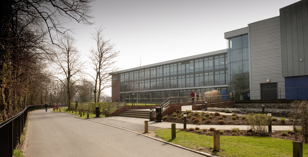 University of Derby's existing Markeaton Street Campus