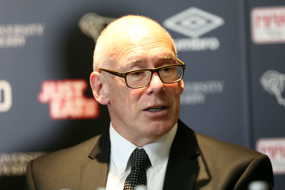 Derby-born businessman, Mel Morris
