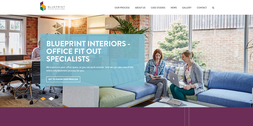News marketing derby it was great to collaborate with the team at blueprint interiors on this project to deliver a visually stunning easy to use new website which will help malvernweather Gallery