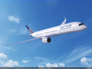 Rolls-Royce United Airlines