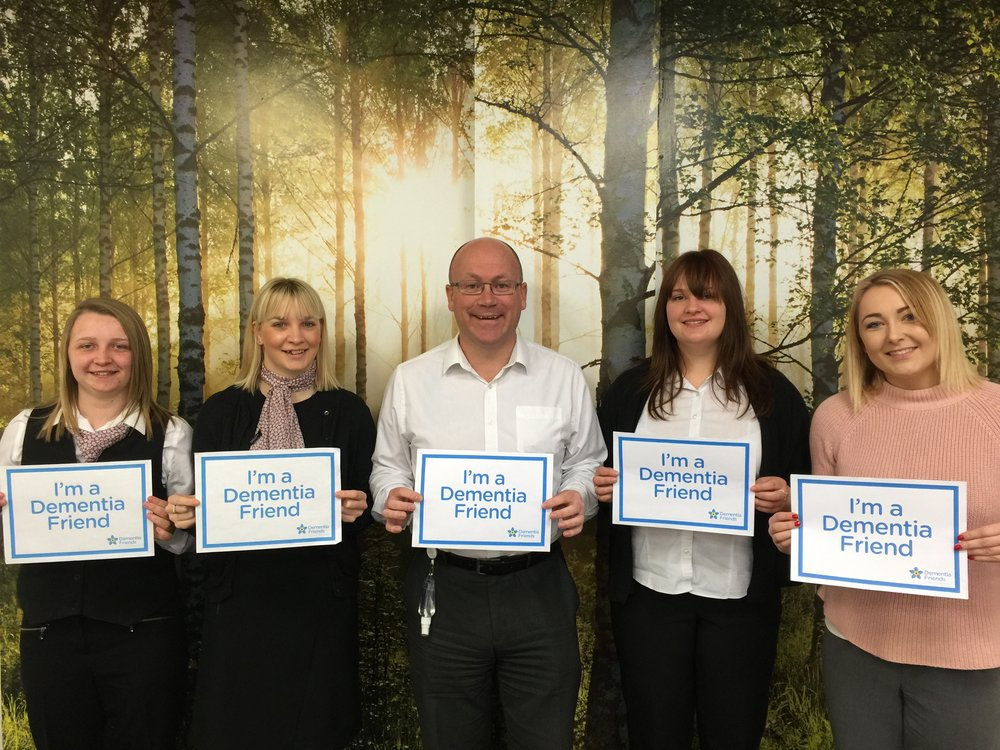 some of the Wathalls staff who have qualified as a Dementia Friend.jpg