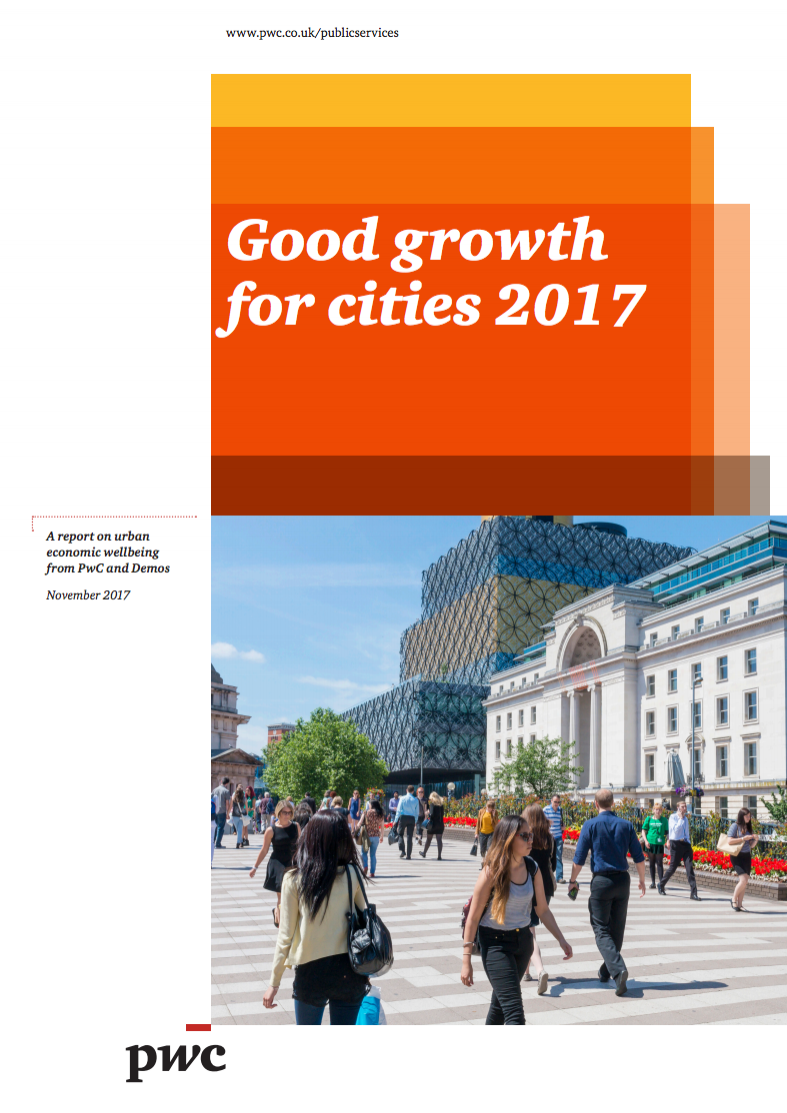 PwC Good Growth for Cities 2017