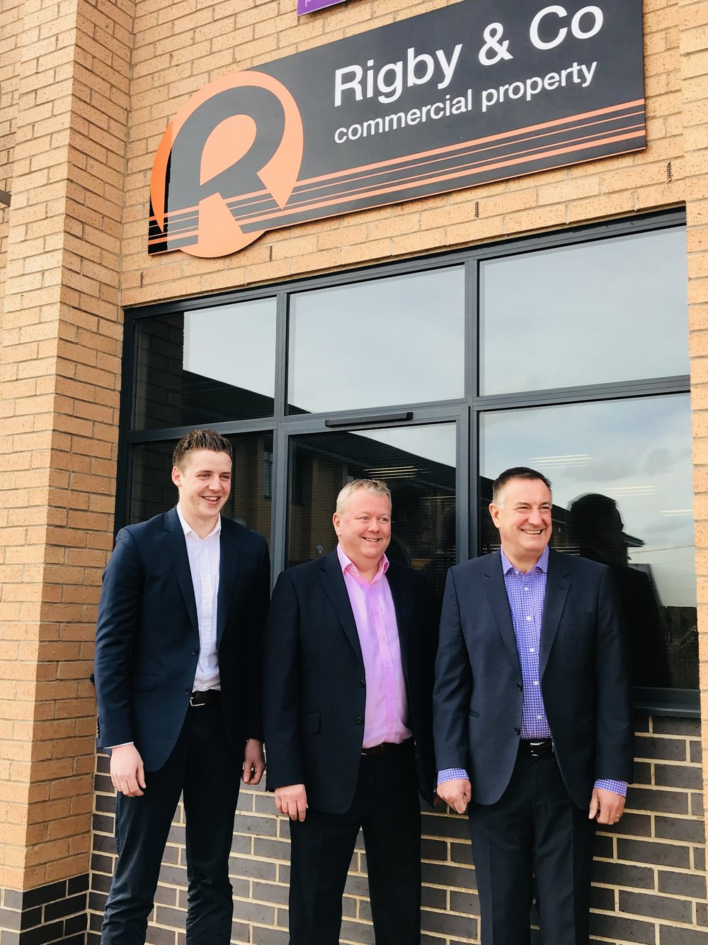 Record year for Rigby & Co