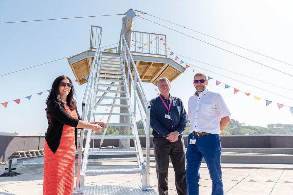 Mount Cook Zip Wire Launch Event
