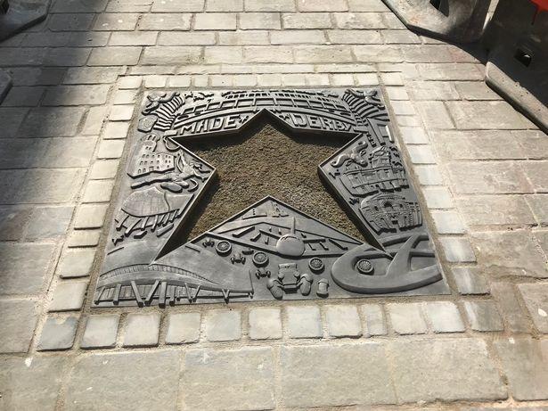 Made in Derby Star Walk