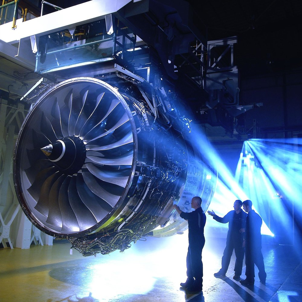 Rolls-Royce cash boost