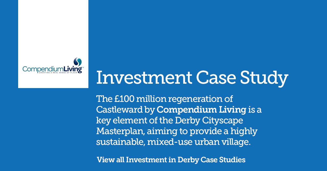 Compendium Living — Marketing Derby