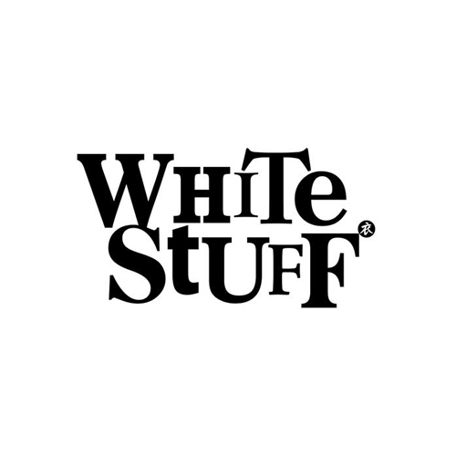 White Stuff  With over 90 stores in the UK, White Stuff, a British fashion and lifestyle brand that sells womenswear, menswear, accessories and gifts, chose Derby in late 2014 as part of its continued national expansion.
