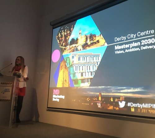 Good news from Derby and Derbyshire — Marketing Derby