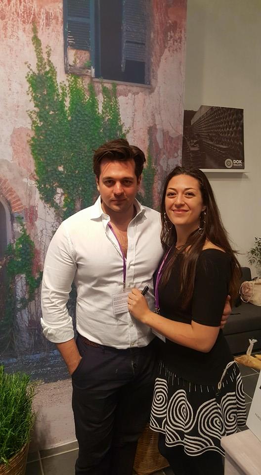 Claudio och Simona Hjort