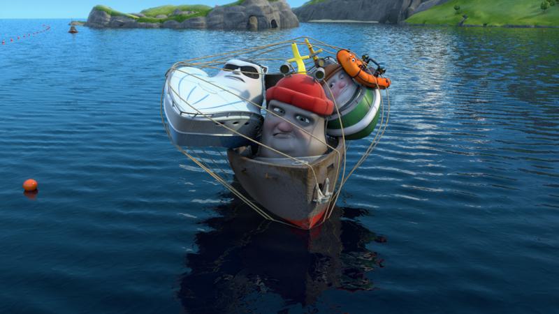 Ep. 14 - Buoys Ahoy