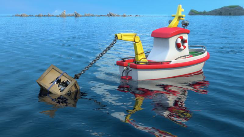 Ep. 20 - Ship Wreck