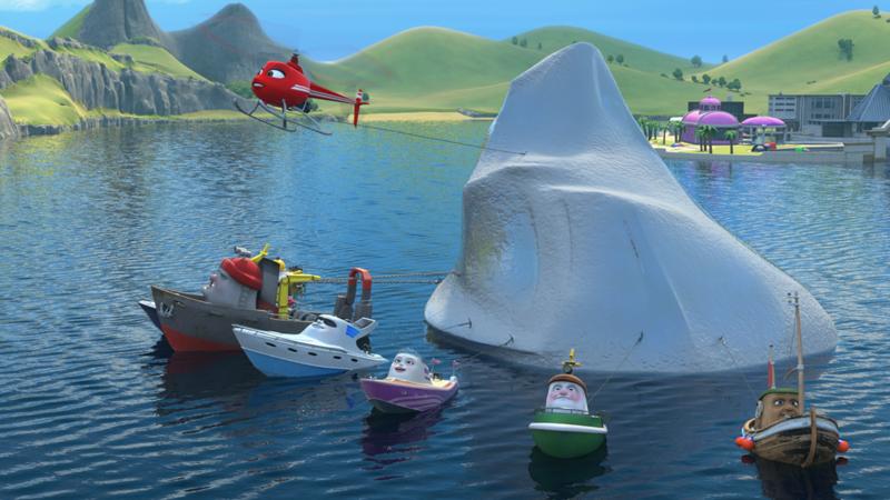 Ep. 35 - Iceberg