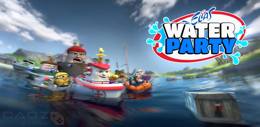 Water Party: Splash
