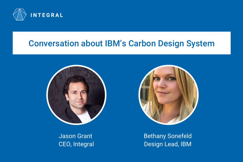 Chat with Jason Grant from Integral