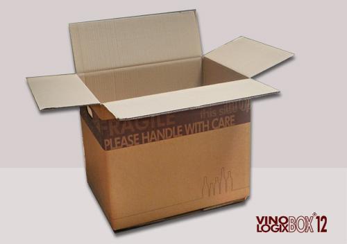 12-flesverpakking