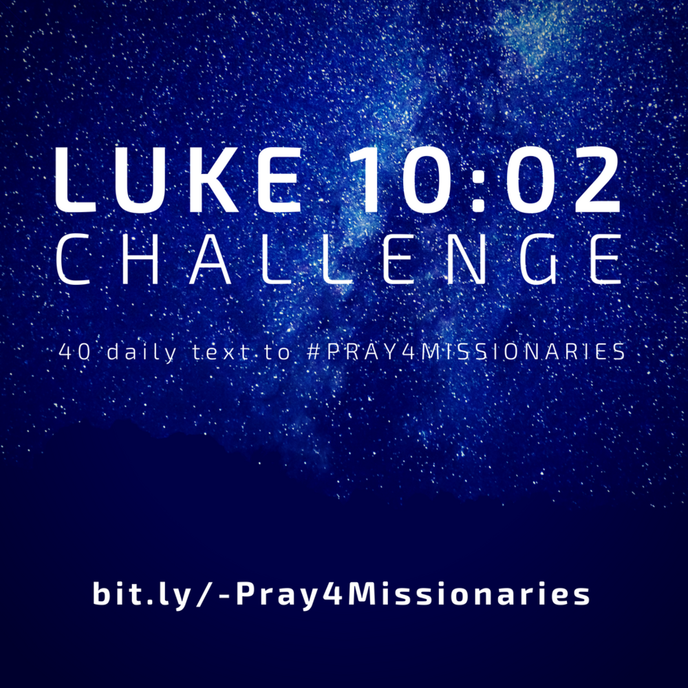 #PRAY4MISSIONARIES